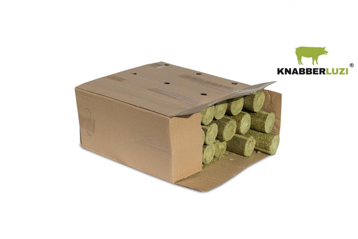 knabberluzi aus luzerne f r schweine 20 kg. Black Bedroom Furniture Sets. Home Design Ideas